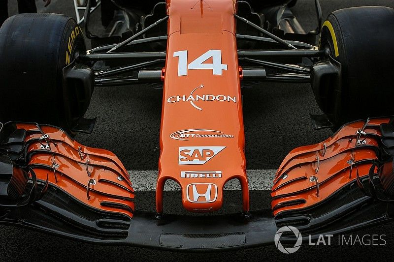 """McLaren says upgrade delivering """"more than expected"""""""