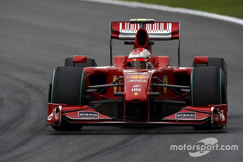 10 éve leplezték le a 2009-es Ferrarit – nem volt benne sok köszönet…