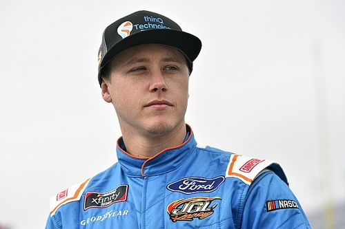 Driver Dylan Lupton leaves JGL Racing's Xfinity team