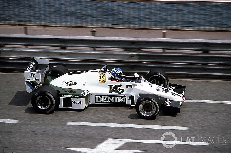 Все машины Williams в Формуле 1