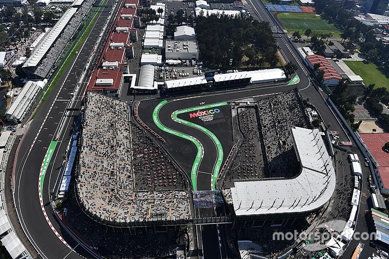 Todos los circuitos de la historia de la F1
