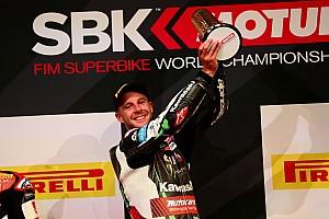 WSBK Reporte de la carrera Rea se anota el doblete y un nuevo récord en el WorldSBK; Davies subcampeón