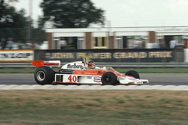 Fórmula 1 El día que Villeneuve corrió su primer GP en un McLaren en 1977