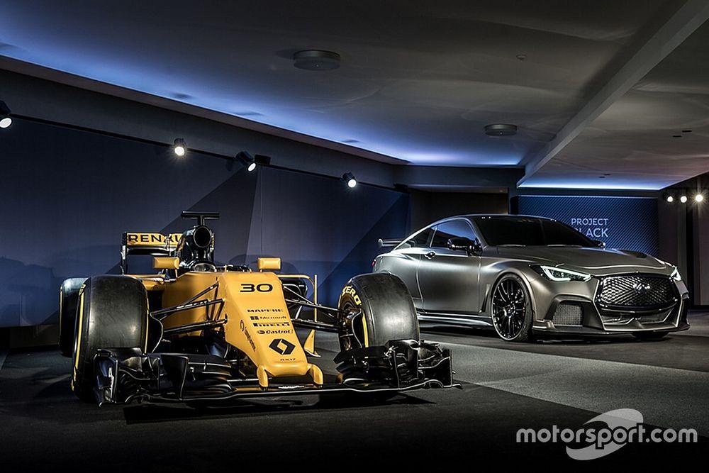 Infiniti, 2020 sonunda Formula 1'den ayrılıyor