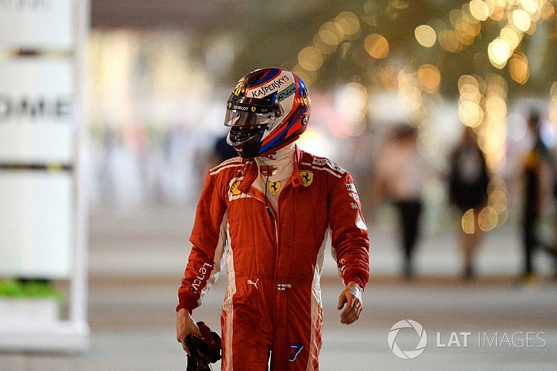 Ferrari отделалась денежным штрафом за эпизод с Райкконеном