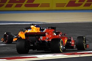 Формула 1 Результаты Гран При Бахрейна: стартовая решетка