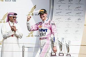 Formel 2 in Bahrain: Markelow siegt, Günther auf Platz zwei