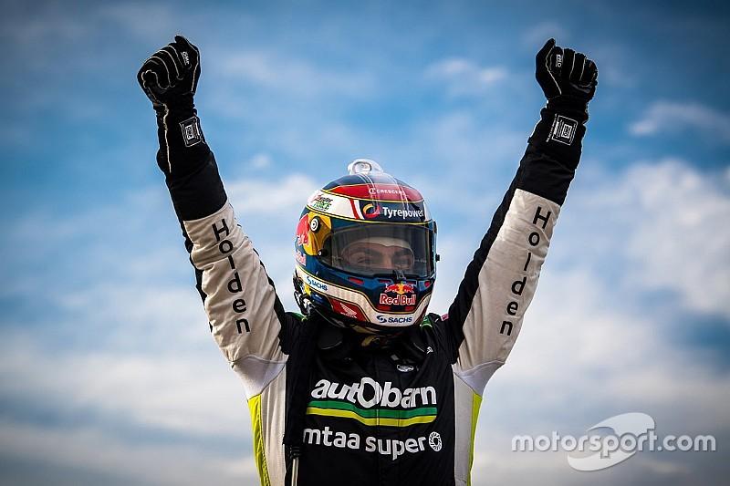 Лаундес выиграл первую за полтора года гонку Supercars