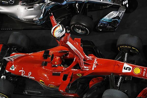 Fórmula 1 Estadísticas:  Vettel gana su arranque 200 de un GP
