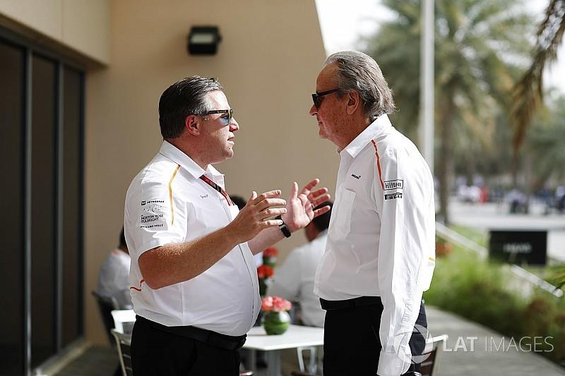 McLaren, teknik departmandaki yapılanmayı doğruladı!