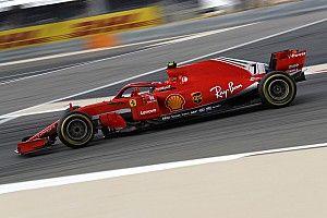 Raikkonen ook bovenaan in laatste training Bahrein, tweede tijd Verstappen