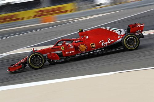 Bahrain GP: Raikkonen leads Red Bull drivers in FP3