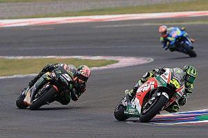 MotoGP Argentina: Insiden Marquez-Rossi nodai kemenangan Crutchlow