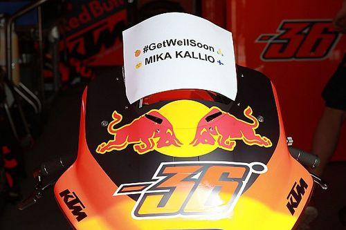 KTM: Mika Kallios Verletzung besorgt Pol Espargaro
