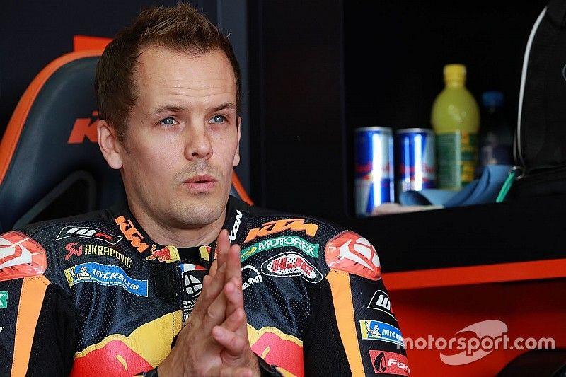 KTM mantiene a Kallio como piloto de pruebas para 2019