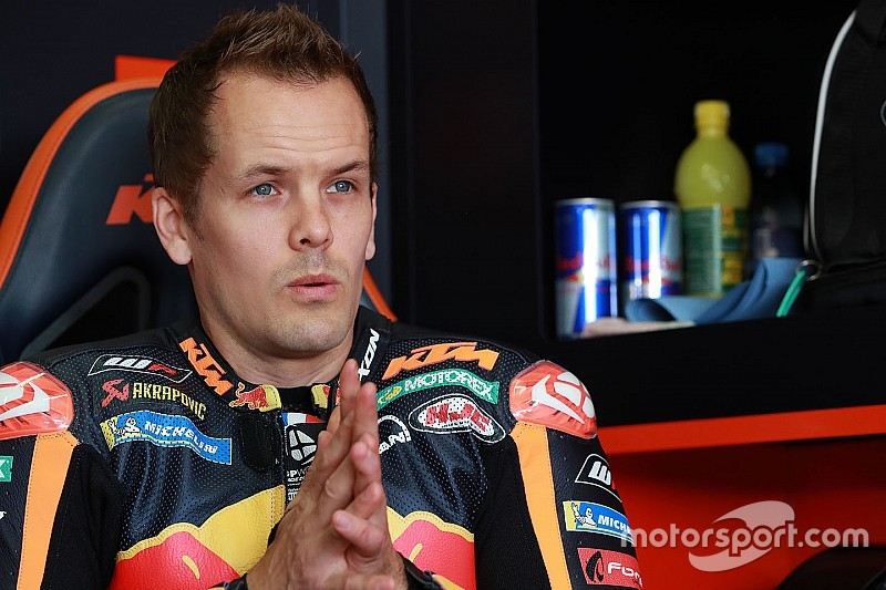 KTM retains Kallio as test rider for 2019