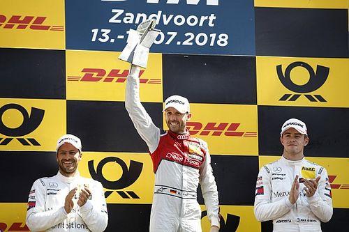 DTM Zandvoort 2018: Rene Rast beschert Audi ersten Saisonsieg!