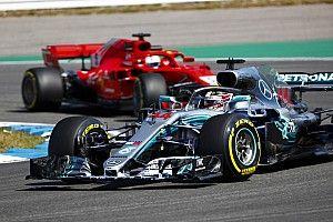 Confira a retrospectiva da temporada 2018 da F1 em imagens