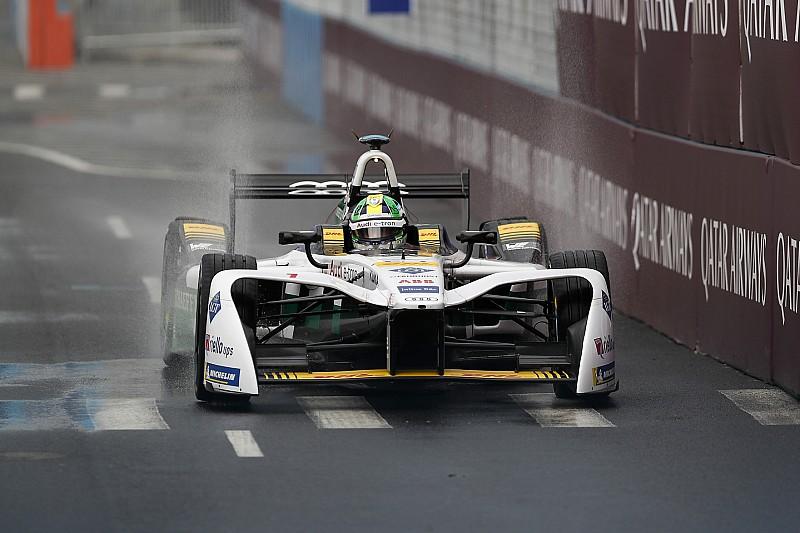 """Lucas Di Grassi: Zweiter Platz in der Formel E """"ein Wunder"""""""