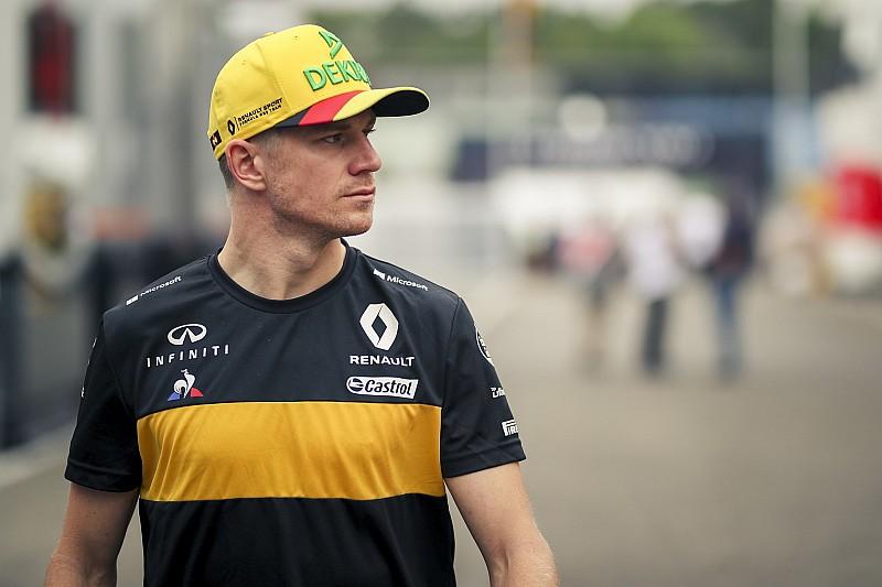 Hülkenberg: nem normális, ami a Ferrarinál történik