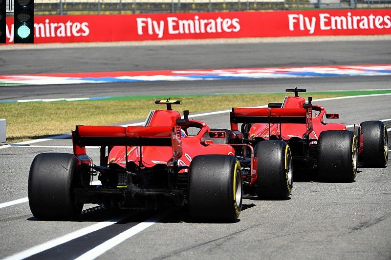 Analyse: Waar komt het snelheidsvoordeel van Ferrari vandaan?