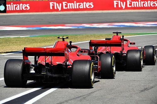 ¿El sistema de soplado del alerón trasero es el gran truco de Ferrari?