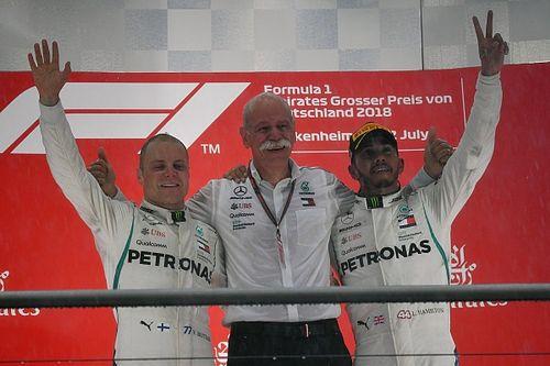 Analyse: Vijf conclusies uit de Grand Prix van Duitsland