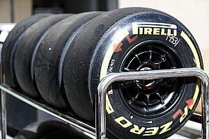 Вот как Pirelli будет маркировать шины на тестах (попробуйте не запутаться)