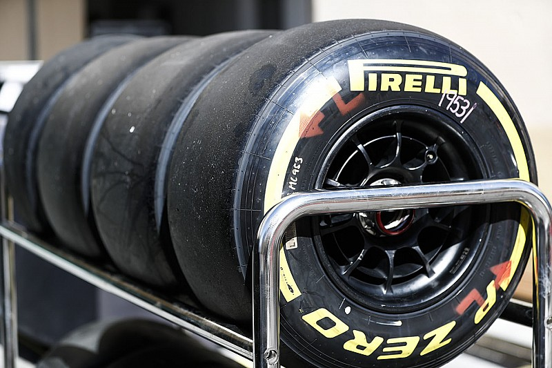 A Pirelli gumiválasztása az Amerikai Nagydíjra