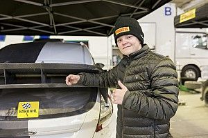 Putra Solberg jalani debut World RX
