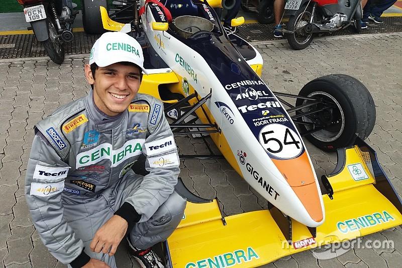 Brasileiro finalista de F1 2017 mira carreira na Indy
