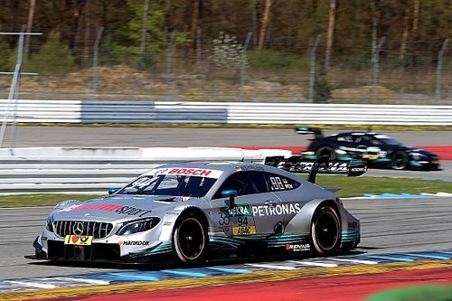 "Mercedes: ""Privéteams in DTM niet levensvatbaar"""