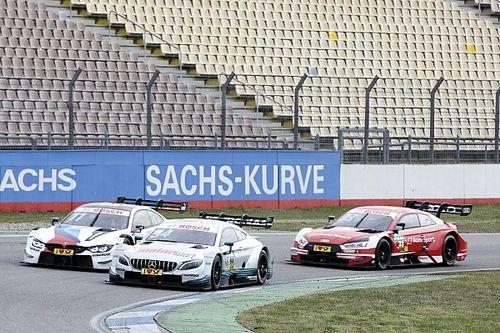 DTM-Test in Hockenheim 2018: Erste Bestzeit geht an BMW