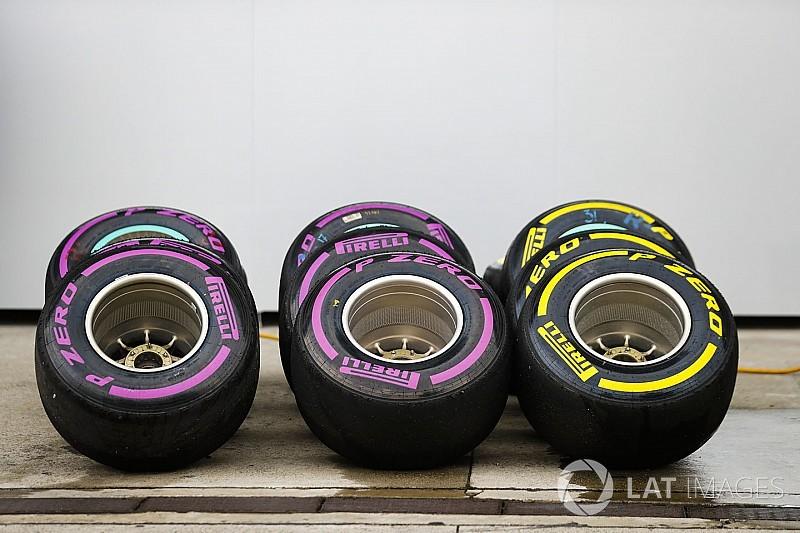 Pirelli, Azerbaycan GP'si lastik seçimlerini açıkladı