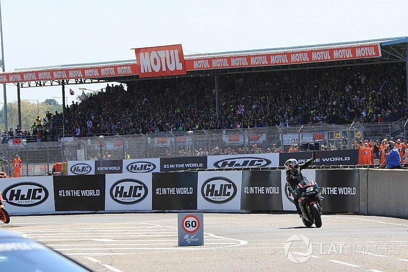 Le Grand Prix de France bat son record d'affluence!