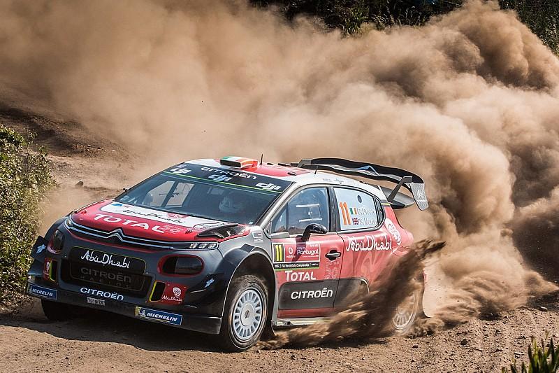 Citroen niega que vaya a dejar el WRC en 2019
