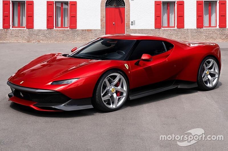 Ecco la Ferrari SP38, la nuova creazione del programma One-Off