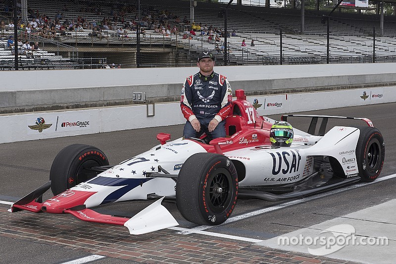Daly disputará Indy 500 con Andretti Autosport