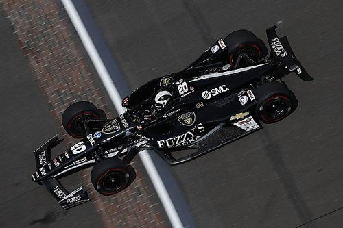 Indy 500: стартовая решетка