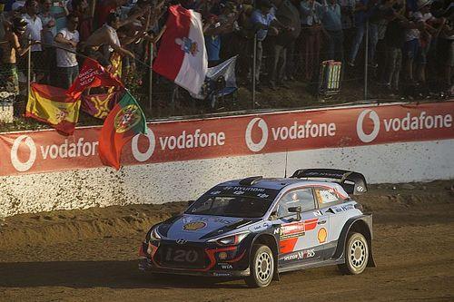 WRC Portekiz: Neuville farkı açtı, galibiyete yaklaştı