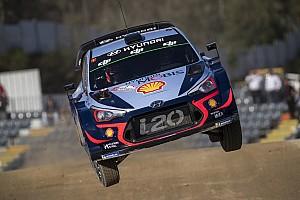 WRC Resumen de la etapa Neuville domina la segunda etapa en Portugal con Sordo 3º