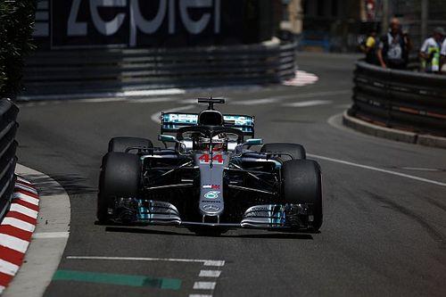 """Hamilton: """"We moeten alert zijn in de race"""""""