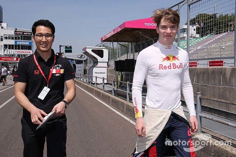 Ticktum closer to Super Formula move for 2019
