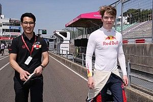 Ticktum closer to Super Formula move for 2019