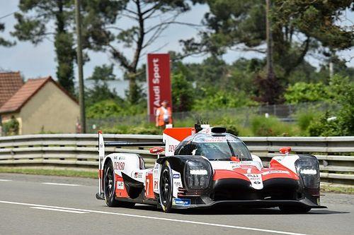 Le Mans, Warm up: le due Toyota hanno rifilato quattro secondi alle altre LMP1!