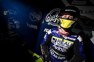 Nach schwerem Unfall: Moto3-Pilot Andreas Perez verstorben