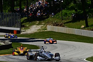 REV becomes Road America's IndyCar race title sponsor