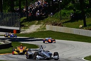 REV becomes Road America's IndyCar race title sponsor