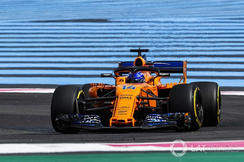 "Alonso hopes Paul Ricard misery not ""normality"""