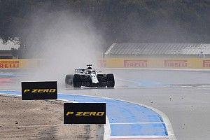 Formel 1 Frankreich 2018: Abschlusstraining fällt ins Wasser